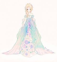 Elsa the Snow Queen - Frozen (Disney) - Image - Zerochan Anime Image Board Disney Kunst, Arte Disney, Disney Magic, Disney Frozen, Arendelle Frozen, Elsa Frozen, Disney Princess Art, Disney Fan Art, Disney And Dreamworks