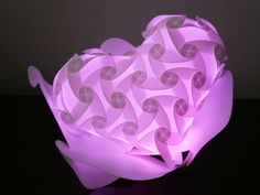 puzzle lamp templates - Google Search