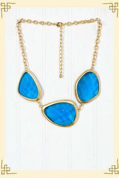 Blue blue blue!