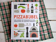 Pizzabijbel van Simon Giaccotto (review)