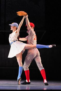 """How to play """"Ballet Baseball"""""""