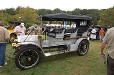1911 Ann Arbor - Dayton Concours d'Elegance