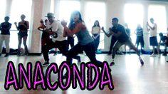 NICKI MINAJ - Anaconda Dance Video | Choreography by Matt Steffanina Learn this dance with the TUTORIAL!! » http://youtu.be/WSLj46huzdc ▶ TWITTER - http://tw...