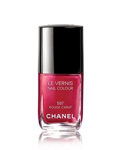 LE VERNIS ROUGE CARAT Nail Colour by CHANEL at Bergdorf Goodman.