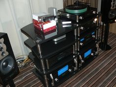SWISS HIGH END 2013 - Zurich (CH) - BASSOCONTINUO Reference Line model GHIRONDA with McIntosh