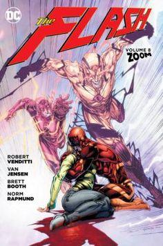 The Flash Volume 8: Zoom