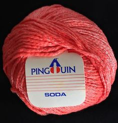 Pingouin Soda (discontinued cotton acrylic blend yarn)