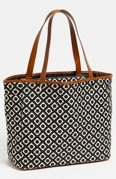 Tarnish Graphic Canvas Tote available at #Nordstrom