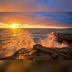 Reposting @toni_tj5: #loveandlight #psychic #spiritualhealing #sunset