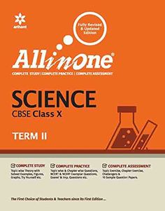 All in One Science CBSE Class 10 Term - II