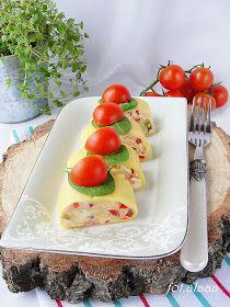 Ala piecze i gotuje: Rolada serowa