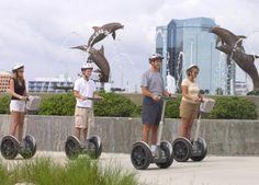 Florida Ever-Glides: Segway tour