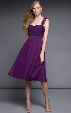 5e0b829c82c Romantica Purple Short Bridesmaid Dress LFNAF0052-SheinDressAU Bridesmaid  Dresses 2017