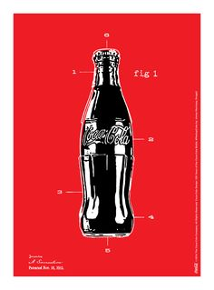 Kiss The Past Hello. Coca-Cola Design: 100 Years of the Coca-Cola Bottle. #MashupCoke by: Jimmy Morrissey, Droga5 @droga5