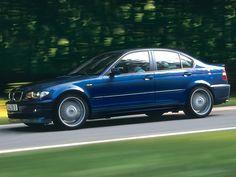 E46 Alpina-BMW B3S sedan