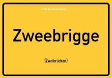 Zweebrigge (Zweibrücken) - Pfälzisch Postkarte