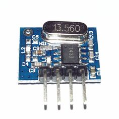 1piece superheterodyne 433mhz RF Wireless Transmitter Module Small Size Low Power for remote control adruino diy kit-in Consumer Electronics on Aliexpress.com | Alibaba Group