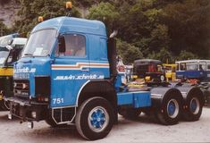 Semi Trailer, Steyr, Old Trucks, Transportation, Buses, Austria, Vehicles, Track, Europe