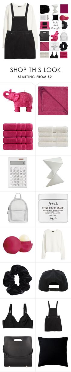 """""""*:・゚✧ RACHEL WAS HERE *:・゚✧"""" by pschuy ❤ liked on Polyvore featuring Mario Luca Giusti, LINUM, Christy, Nintendo, Muji, Somette, New Look, Fresh, Eos and H&M"""