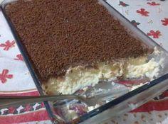 Torta de Chocolate com Coco - Nara Belle