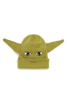 Yoda beanie - for you little Jedi!