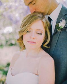 Photography: Rachel May - www.rachel-may.com  Read More: http://www.stylemepretty.com/2014/07/01/romantic-lavender-wedding-inspiration/