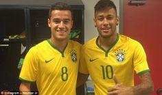 Neymar não guarda as melhores recordações da seleção da Colômbia, Em 2014, uma…