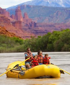 Rafting the Colorado River!  How cool would that be? #Motel6UBL (via @Penny Bennett)