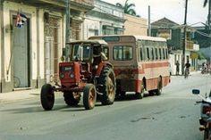 """""""Guagua"""" des campagnes. Cuba."""