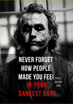 Joker represents a broken heart which was once filled with love and hope. Here are a few joker quotes which are indeed a boon for broken hearts. Badass Quotes, Joker Love Quotes, Heath Ledger Joker Quotes, Psycho Quotes, Karma Quotes, Reality Quotes, Real Life Quotes, Mood Quotes, True Quotes