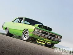 1970 Dodge Dart Swinger - Beyond High Impact - Mopar Muscle Magazine---- Must read and look at pics if you like the classic 70 Dart and want to see this amazing beast!