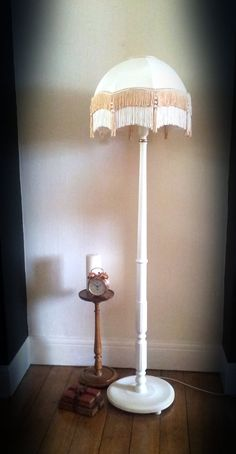 Vintage Standard Lamp by ArthouseAttic on Etsy