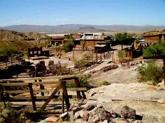 Calico (ghost) town