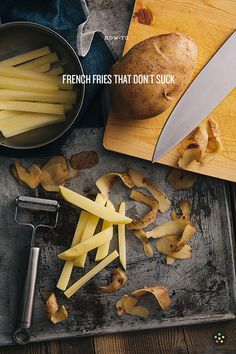 How to Make French Fries that Don't Suck | Pepper.ph