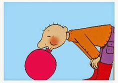 4. Ballonnetje, ballonnetje, ik blaas je…