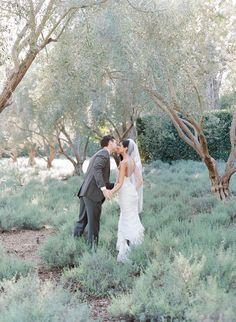 Photography: Elizabeth Messina - www.elizabethmessina.com  Read More: http://www.stylemepretty.com/2014/03/05/romantic-wedding-at-san-ysidro-ranch/