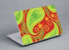 Paisley patterned laptop skin Paisley Pattern, Laptop Skin