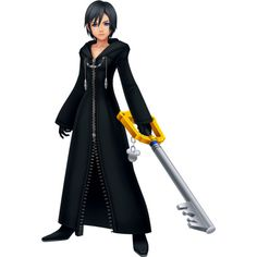 Xion ❤ liked on Polyvore featuring kingdom hearts