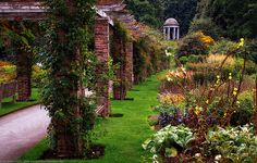 Path at Kew Gardens, London, England