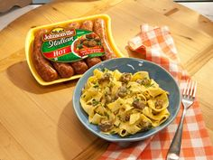 Get this all-star, easy-to-follow Sunny's 5-Ingredient Spicy Sausage Carbonara…