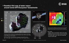 Rosetta info graphic. Credit ESA