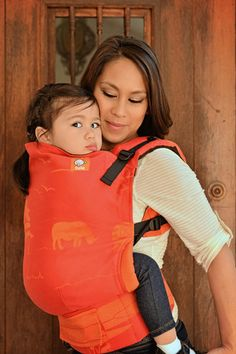 216 Best Wear All The Babies Images On Pinterest Baby Slings