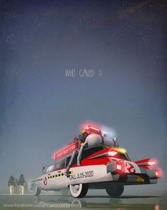 Nicolas Bannister - Ghostbusters