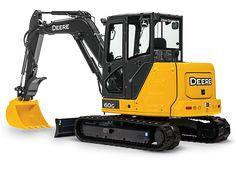 Compact Excavator | 60G | JohnDeere US