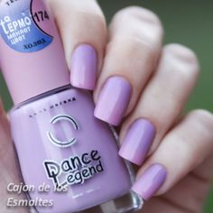 Dance Legend Thermo 174 Swatch by Romina Cajon de los esmaltes