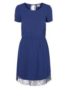 Cute blue laced dress from VERO MODA.