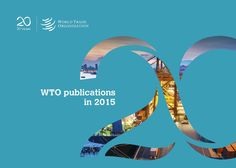 The World Trade Organization deals with the global rules of trade between nations. Its main function is to ensure that trade flows as smoothly, predictably and freely as possible. This catalogue provides information on titles published in Pric.