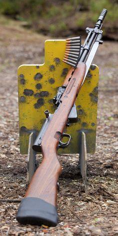 """cerebralzero: """"smoothestjazz: """"everythingsks: """"ukrayinski: """"everythingsks: """"annarborken: """"Ex-Yugoslavian army SKS rifle with grenade launcher, WW1 German re-enacters, Homemade """"kattah"""" pistol..."""