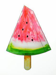 Andy Macgregor - Watermelon Lolly