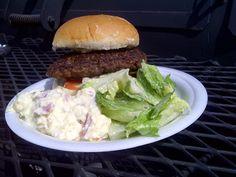 www.bbqgourmet.com - 1/2lb Beef Hamburger Hamburger, Bbq, Ethnic Recipes, Food, Gourmet, Barbecue, Barbacoa, Meal, Eten